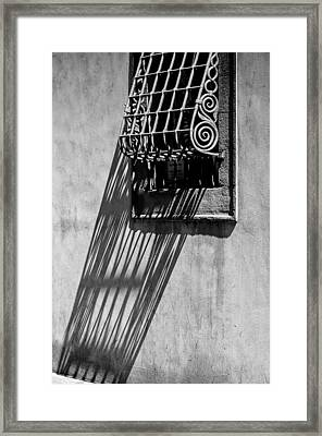 Window I Framed Print by Celso Bressan