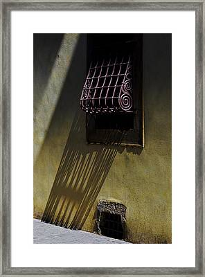 Window II Framed Print