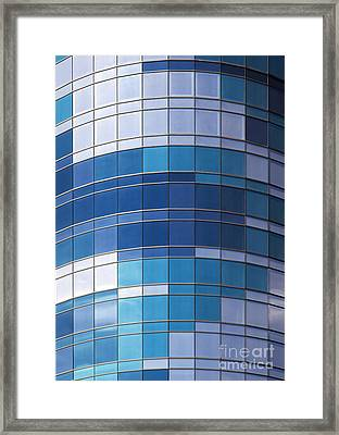 Windows Framed Print by Jane Rix
