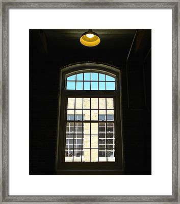 Windows  Framed Print by Sandi OReilly