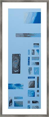 Windows To Earth Framed Print
