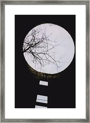 Windows To The Moon Framed Print by Jennifer Choate