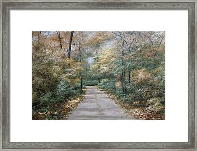Windsong Framed Print