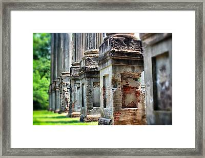 Windsor Ruins 1 Framed Print