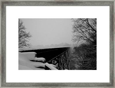 Windy Heights-05 Framed Print by Cheryl Helms