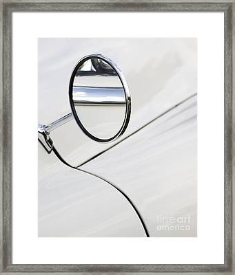 Wing It Framed Print by Chris Dutton