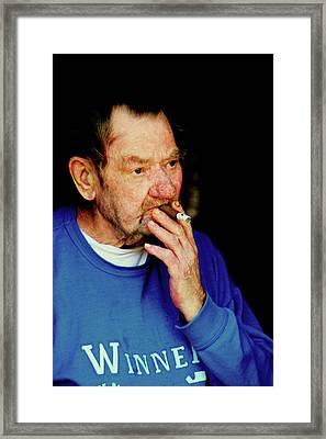 Winner's Last Passion Framed Print by Li   van Saathoff