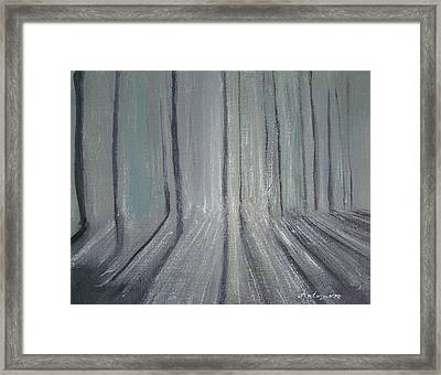 Winter Framed Print by Alexander Antonyuk