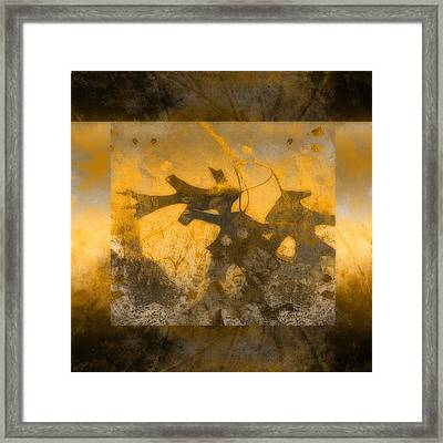 Winter Is On The Way Framed Print by Ann Powell