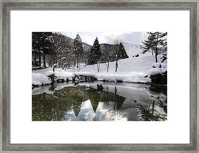 Winter Framed Print by Kean Poh Chua