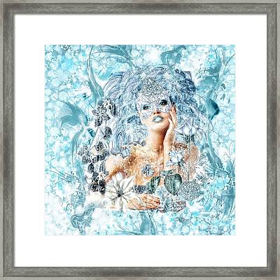 Winter Framed Print by Mo T