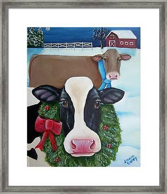 Winter Wonderland Framed Print by Laura Carey