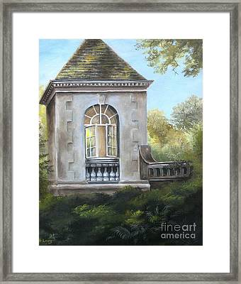 Winterthur Framed Print by Patricia Lang