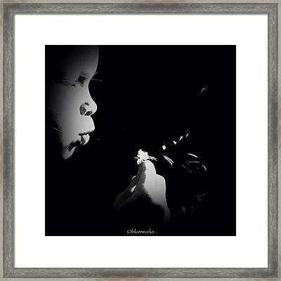 Wish Come True Framed Print