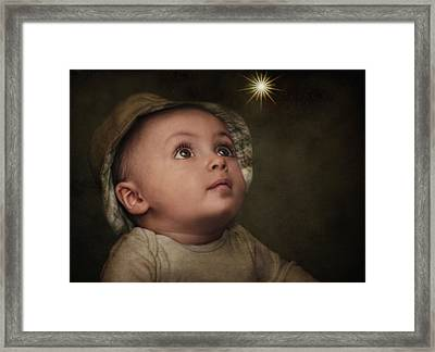 Wish Upon A Star Framed Print