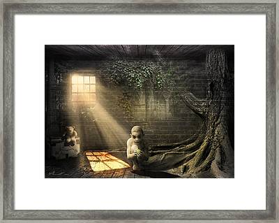 Wishing Play Room Framed Print by Svetlana Sewell