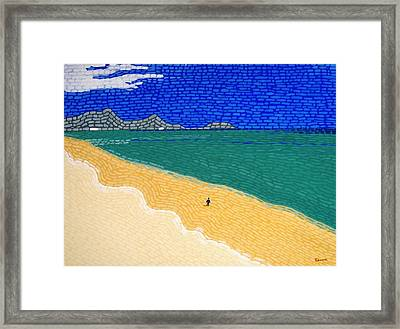 Wishing You Were Here To See This Framed Print