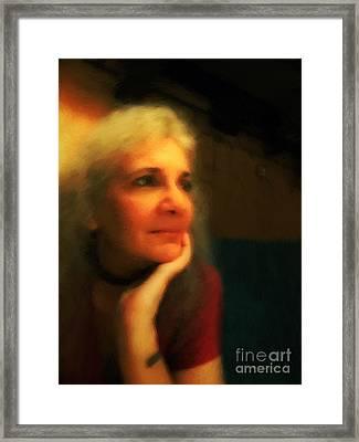 Wistful Framed Print by RC DeWinter