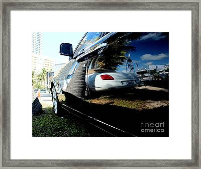 Within Me Framed Print by Rene Triay Photography