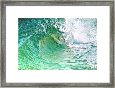 Within The Eye Framed Print