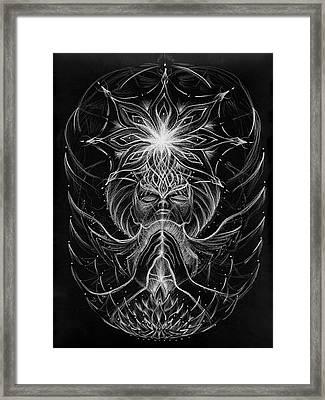 Withinfinite Gratitude Framed Print by Jerod  Kytah