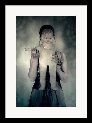 Keep Waving Framed Prints