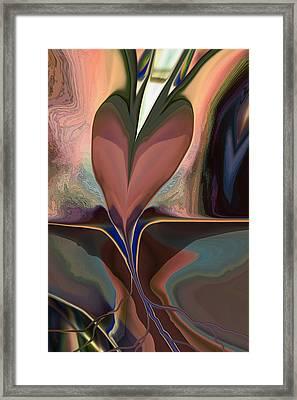 Won Love Redux Framed Print