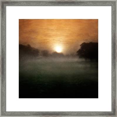 Wonder Framed Print by Ian David Soar