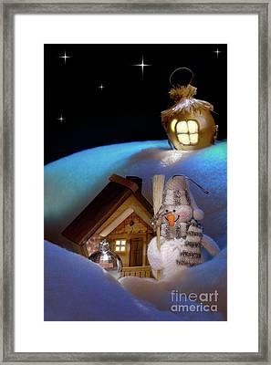 Wonderful Christmas Still Life Framed Print by Oleksiy Maksymenko