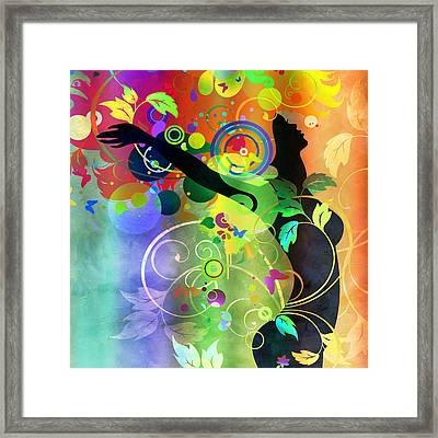 Wondrous 2 Framed Print