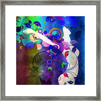 Wondrous  Framed Print