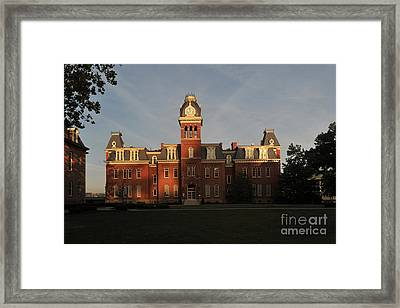 Woodburn In The Morning Framed Print by Dan Friend
