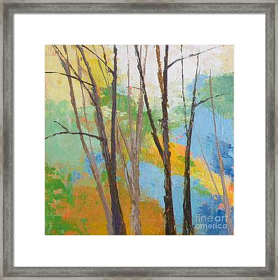 Woodland #2 Framed Print by Melody Cleary