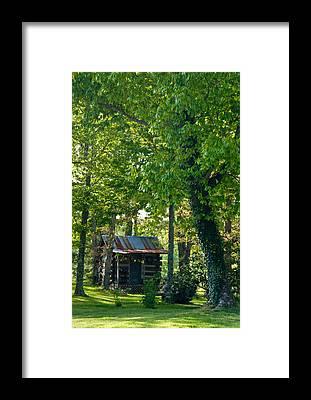 Crossville Framed Prints