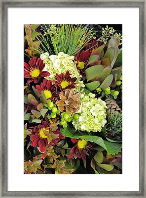 Woodland Glory Framed Print by Jan Amiss Photography