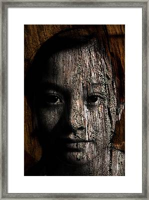 Woodland Spirit Framed Print by Christopher Gaston