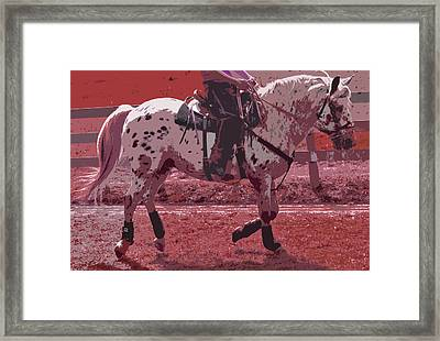 Working At Dawn Framed Print by Betsy Knapp