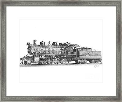 Working Steam Engine Framed Print by Calvert Koerber