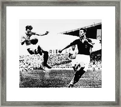 World Cup, 1938 Framed Print by Granger