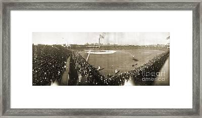 World Series, 1906 Framed Print by Granger