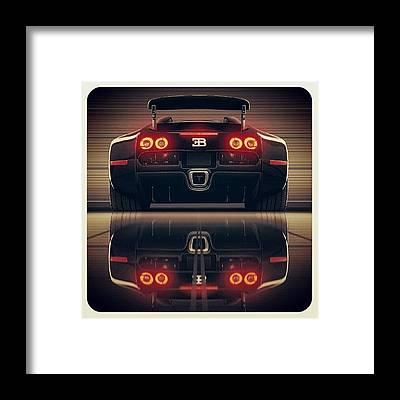 Super Sport Framed Prints