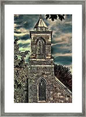 Worship Framed Print by Tom Prendergast