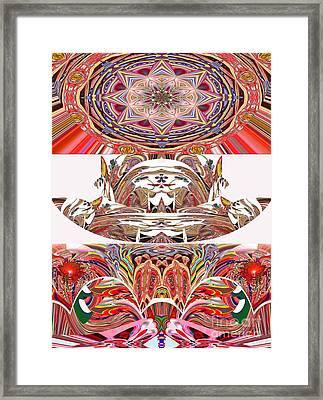 Worshiping You  Framed Print