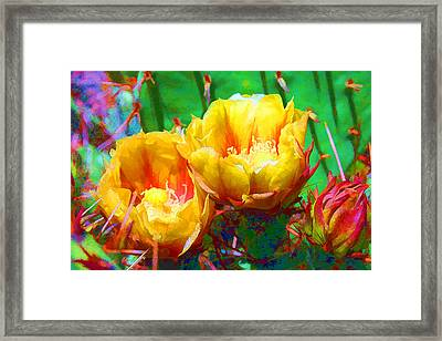 Worth The Wait Framed Print