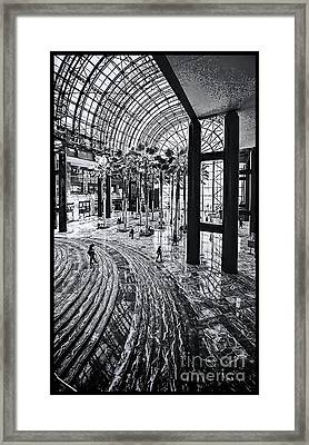 Framed Print featuring the photograph Wtc Battery City Nyc by Jack Torcello