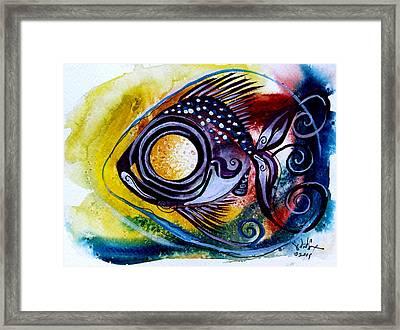 Wtfish 3816 Framed Print