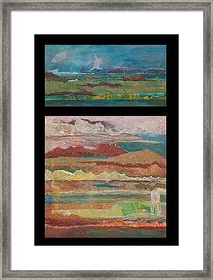 Xanadu Framed Print