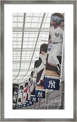 Yankee Flags Framed Print