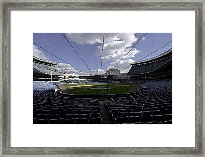 Yankee Stadium  Framed Print