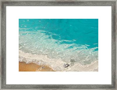 Framed Print featuring the photograph Yellowstone Thermal Pool 3 by Peg Toliver